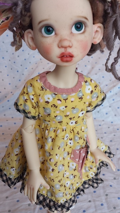Gracie by Kaye Wiggs ~ a full set doll