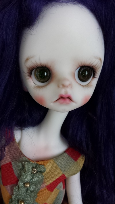Damara~ full set ooak doll