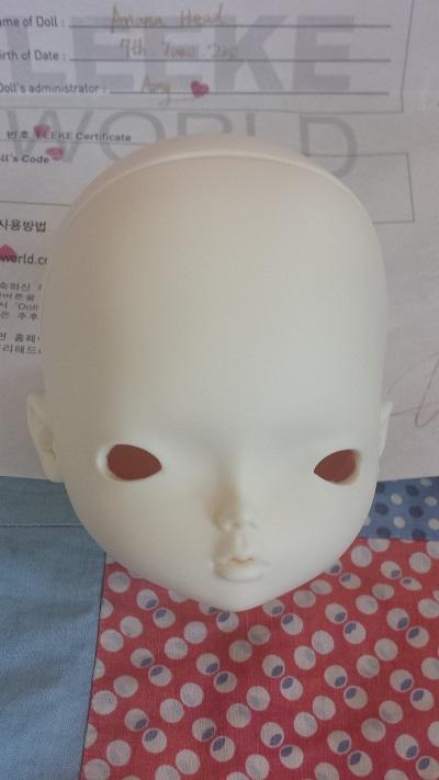 Leekworld Ariana head