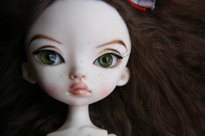 DIM Trisha ooak doll