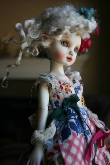 OOAK dress full set