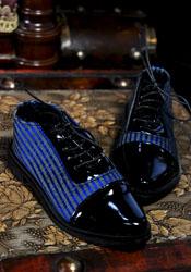 70cm Blue stripe
