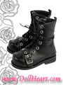 Black SD boot