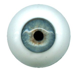 Soft Silicone Glass Eyes