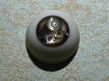 14mm Steampunk Eye