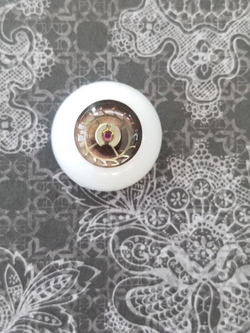 18mm Steampunk eye