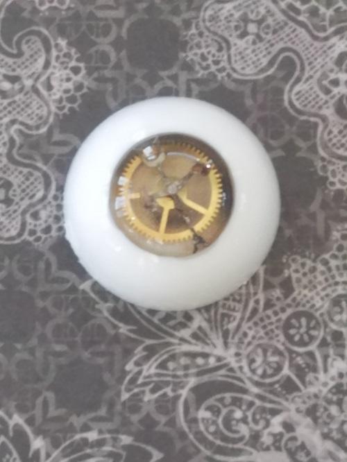 20mm Steampunk eye