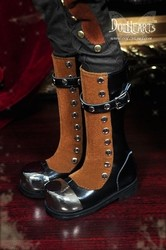 Steampunk boot 2
