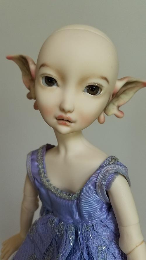 Shiny Doll Meefa Elf ooak