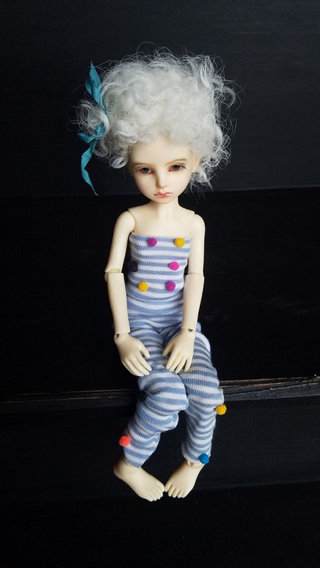 Planet Doll Mini Riz ooak full set