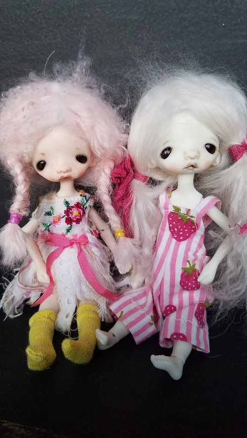Sleepy ooak full sets
